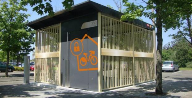 installation de 18 consignes v los ferm es orl ans altinnova. Black Bedroom Furniture Sets. Home Design Ideas