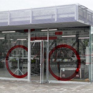 Stationnements double étage Optima - MULHOUSE