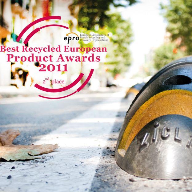 ZEBRA séparateur voies cyclables Award K