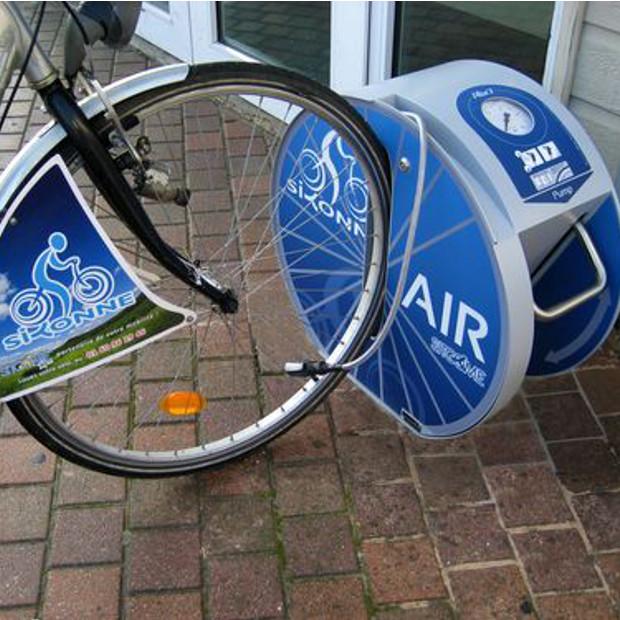 Montereau fault yonne france 1 public bike pump altao for Montereau fault yonne code postal