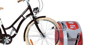 borne de gonflage vélo