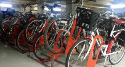 parking vélos