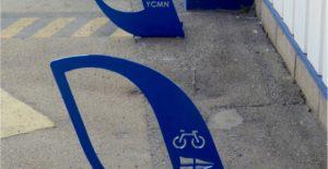 arceaux parking vélos