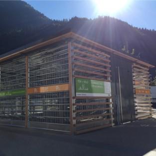 Abri vélo sécurisé ALTAO SPACIO - CLUSES