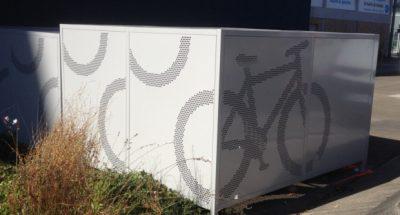 consignes vélos sécurisées