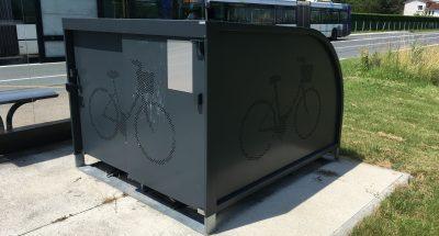 box à vélos ALTAO Cocoon du Grand Poitiers
