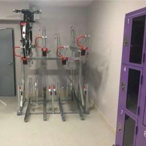Racks vélos a 2 étages Optima - VIENN AGGLO