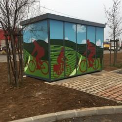 Consigne vélos autoportante ALTAO Duplex - COLMAR