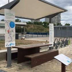 aire de services pour vélos