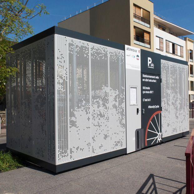 exp rimentation stationnement v los s curis bondycycle altinnova. Black Bedroom Furniture Sets. Home Design Ideas