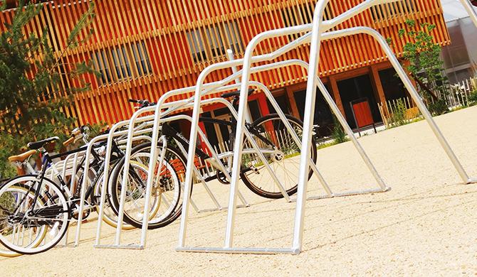 ALTAO® Mobile racks événementiels