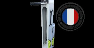 borne de réparation et gonflage vélos ALTAO® Fix'Air