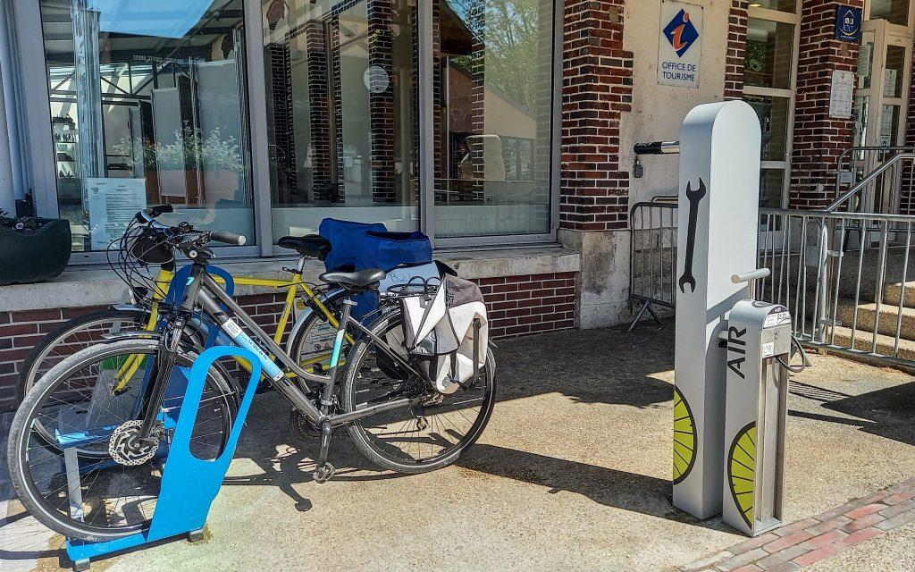 station de services vélo ALTAO Fix'Air