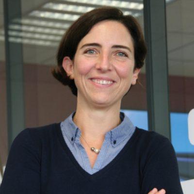 portrait de la présidente de l'entreprise Altinnova Corinne Verdier