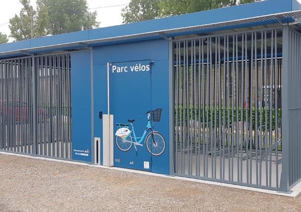 Abri vélos ALTAO Spacio