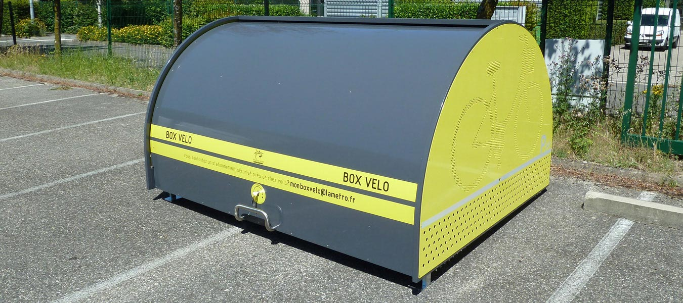 box vélo ALTAO Cover Minibox à Grenoble