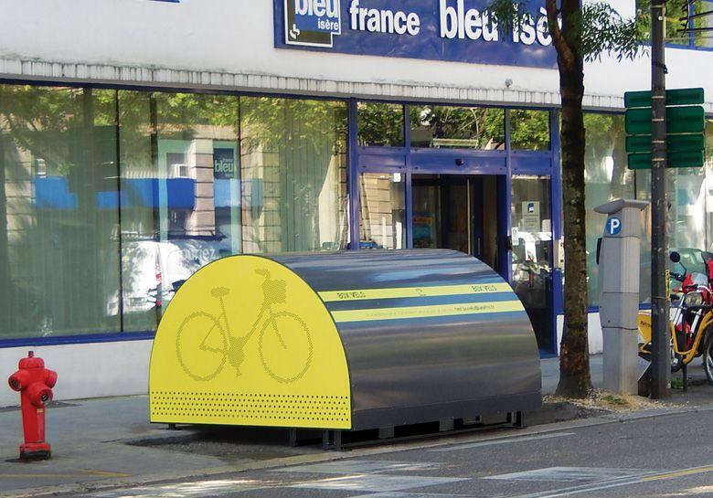 ALTAO Cover Minibox installé à Grenoble