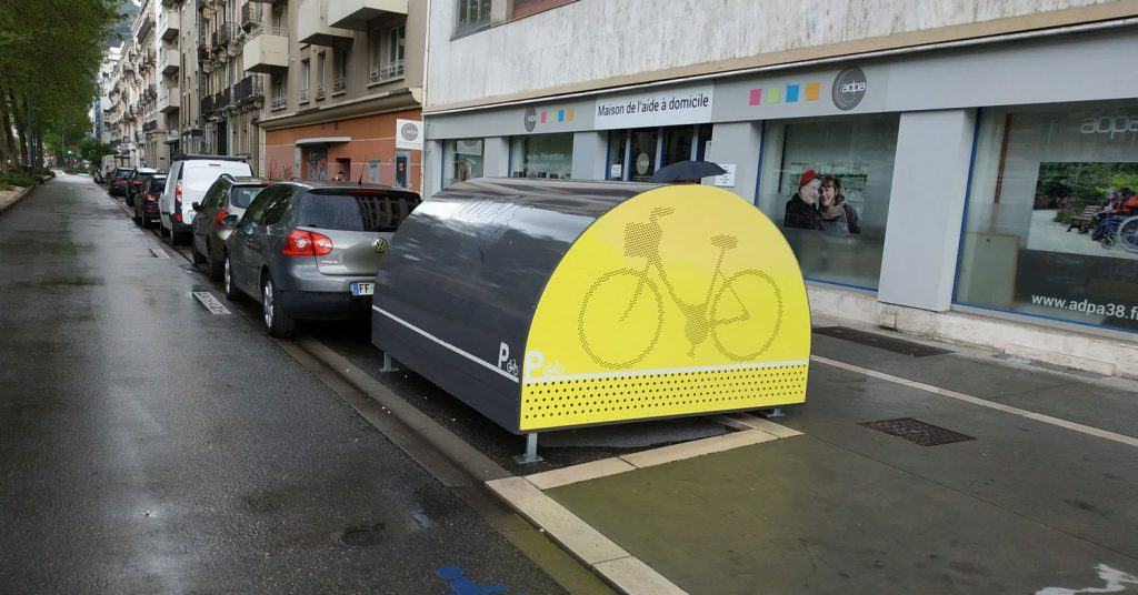 box a vélo minibox de Grenoble ALTAO Cover Altinnova