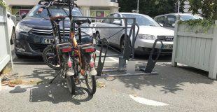 racks ALTAO Parco conciergerie vélo Angers