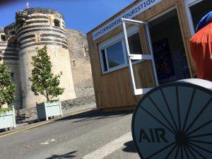 ALTAO Pump conciergerie vélo Angers