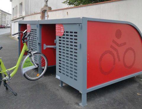 box avec vélo ALTAO Cocoon La Roche-sur-Yon