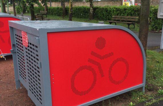 box vélo ALTAO Cocoon Roche-sur-Yon