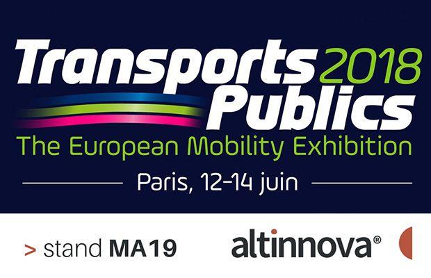logo Transports Publics 2018