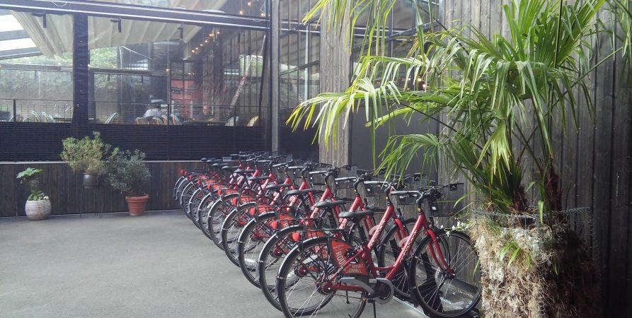 parking vélo ALTAO Parco