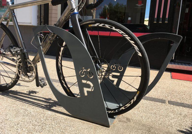 arceaux vélos ALTAO Voile