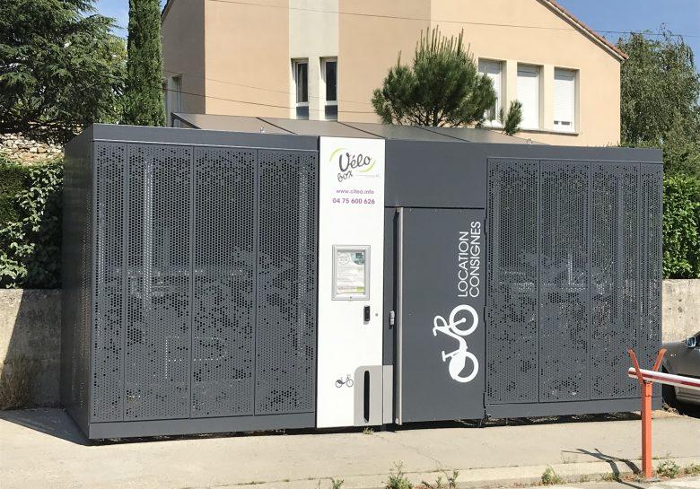 Abri Cigogne® solaire de Valence