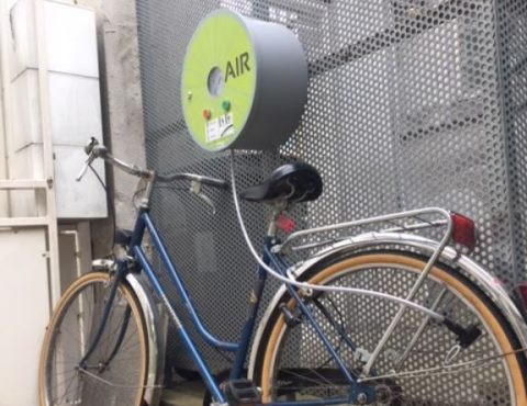 gonflage ALTAO Primo Accueil Vélo et Rando