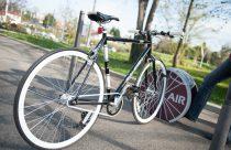 station de gonflage vélo ALTAO Pump éco-innovation