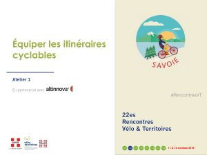 Rencontres Vélo&Territoires