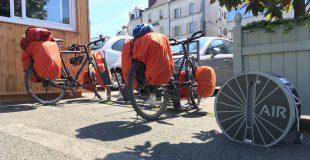 Équiper les itinéraires cyclables