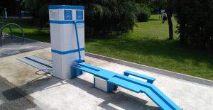Station de services pour les vélos ALTAO Modulo Meudon