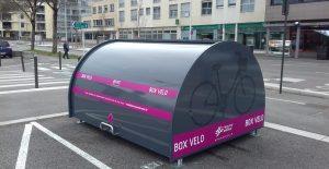 un box vélo sécurisé de Bourg en Bresse