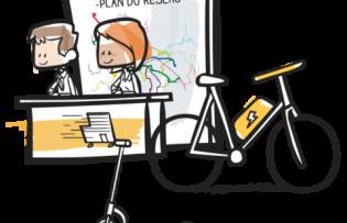 illustration du Forum de la Mobilité Grand Chambéry