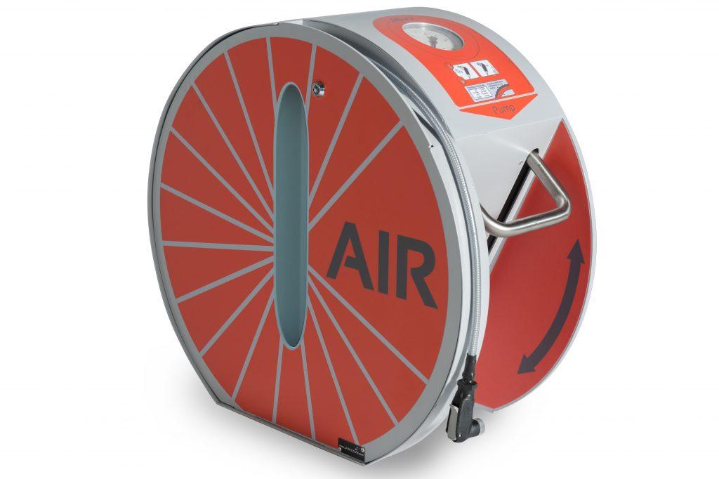 photo ALTAO Pump de l'article: Altinnova révolutionne le stationnement vélo