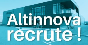 Altinnova recrute un technico commercial