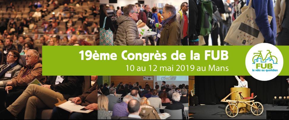 Congrès de la FUB 2019