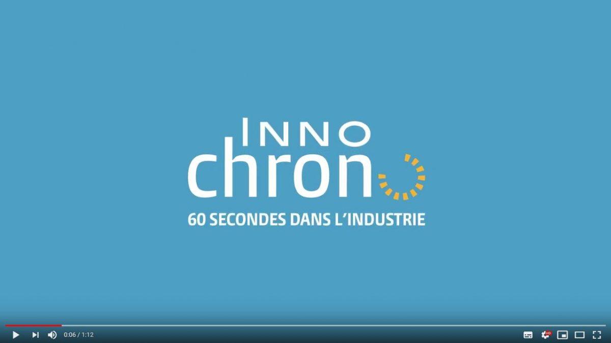 capture vidéo Inno Chrono sur les solutions pour les cyclistes en milieu urbain