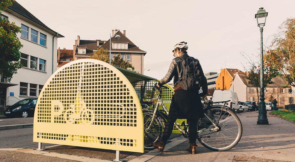Vélobox de strasbourg