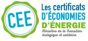 logo CEE du programme Alvéole