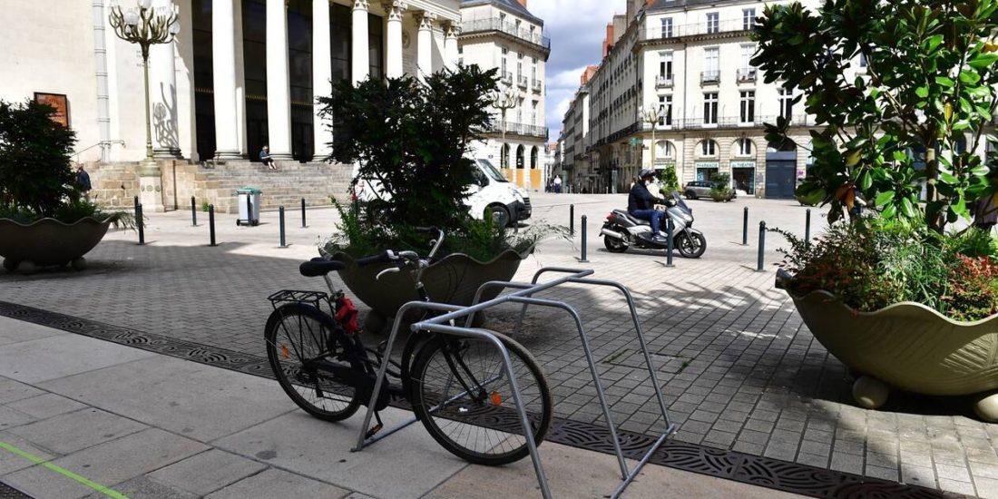 rack vélo ALTAO Mobile de Nantes