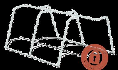 rack de stationnement vélo altao®-mobile