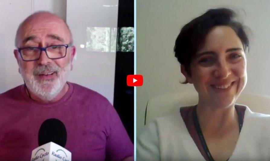 capture écran interview Altinnova par Radio Cyclo