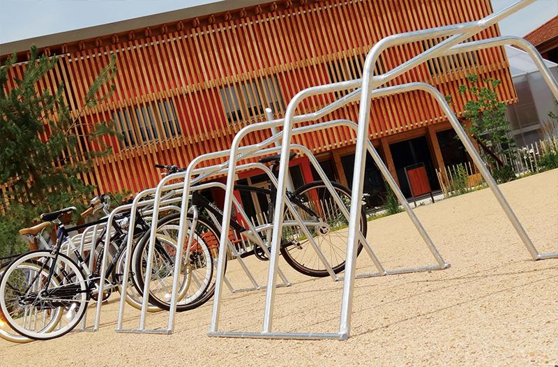 rack ALTAO Mobile pour parking vélo Altinnova