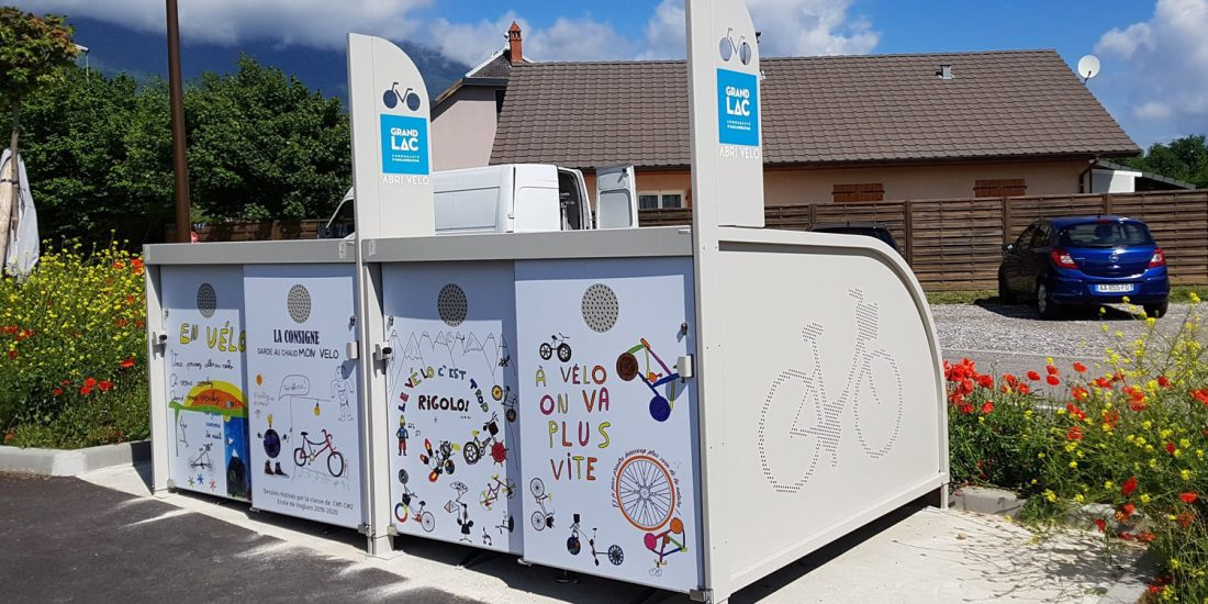 Des équipements vélos pour enfants