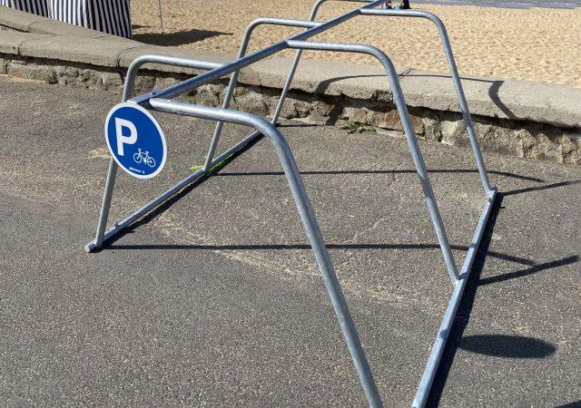 parking vélos ALTAO Mobile àPornichet