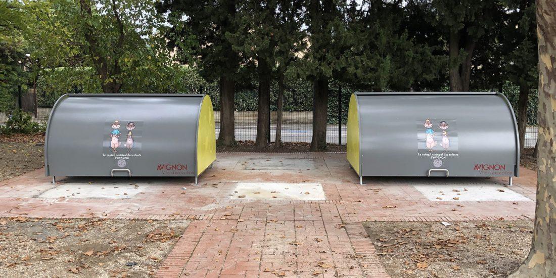 Equipements vélos pour enfants d'Altinnova à Avignon